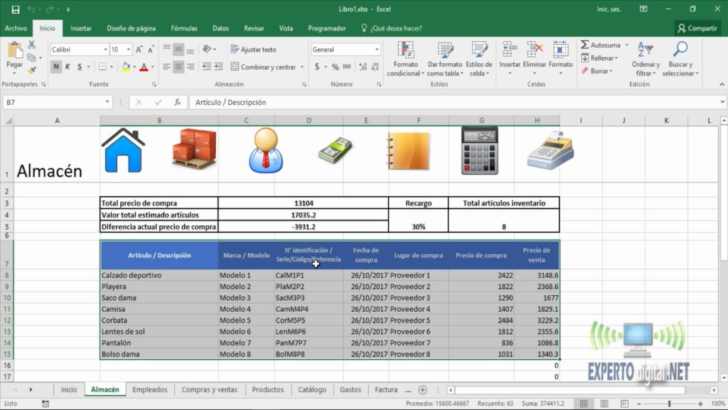 Como realizar la validacion de datos en Excel