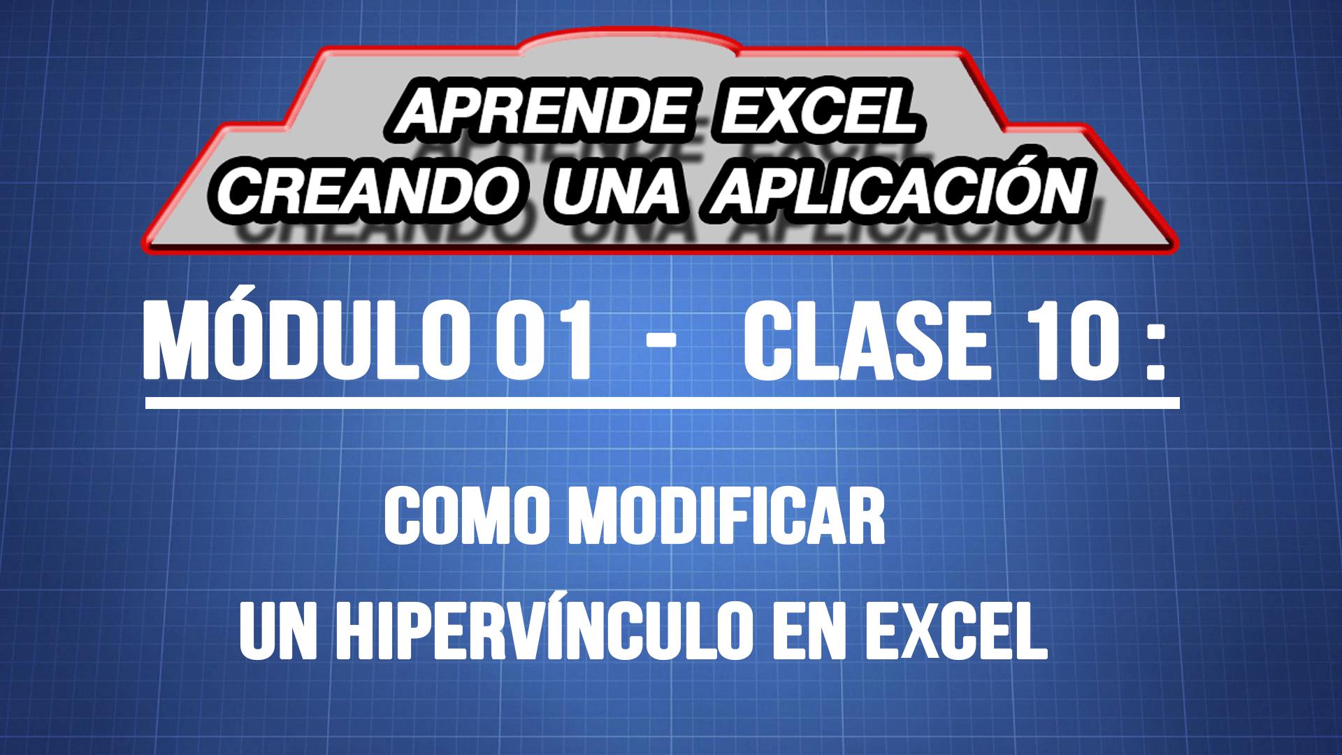 Cómo modificar un hipervínculo en Excel - ExpertoDigital.Net