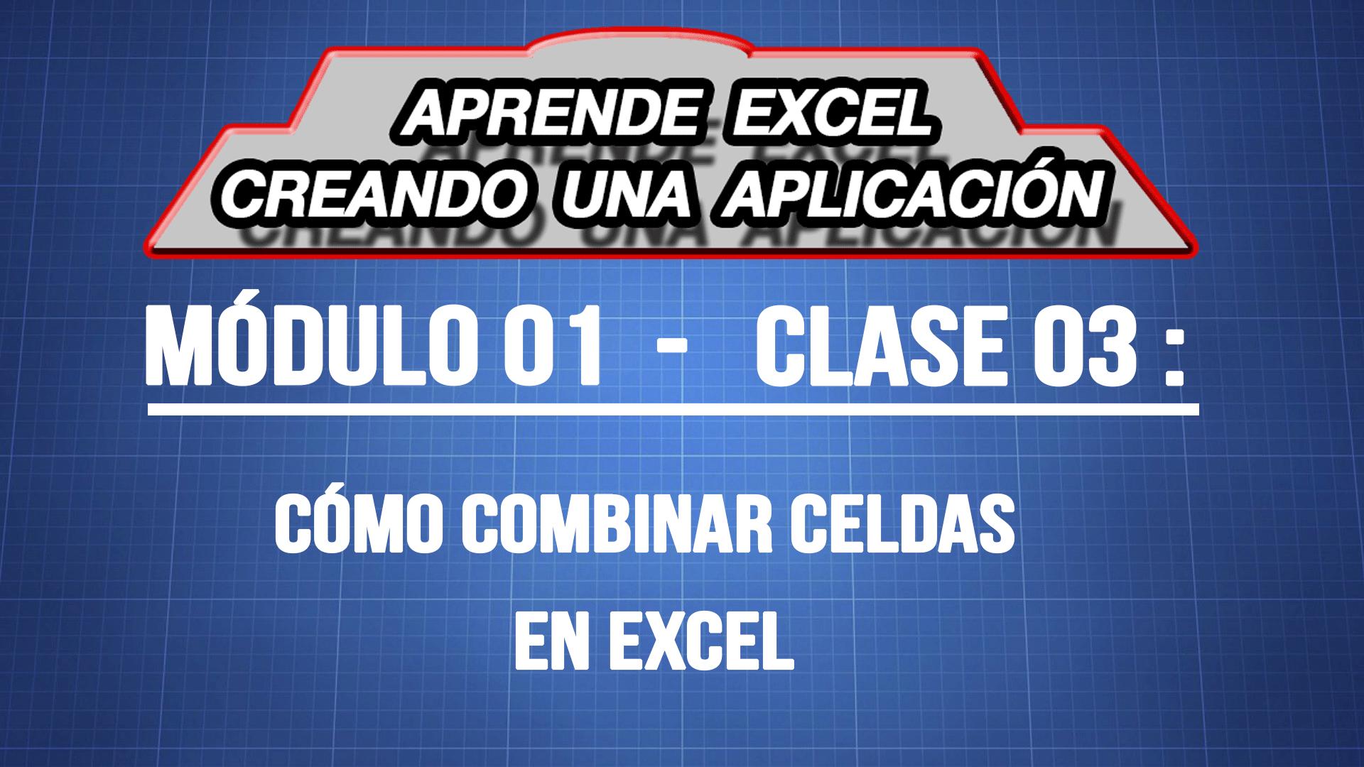Cómo combinar celdas en Excel — ExpertoDigital.Net
