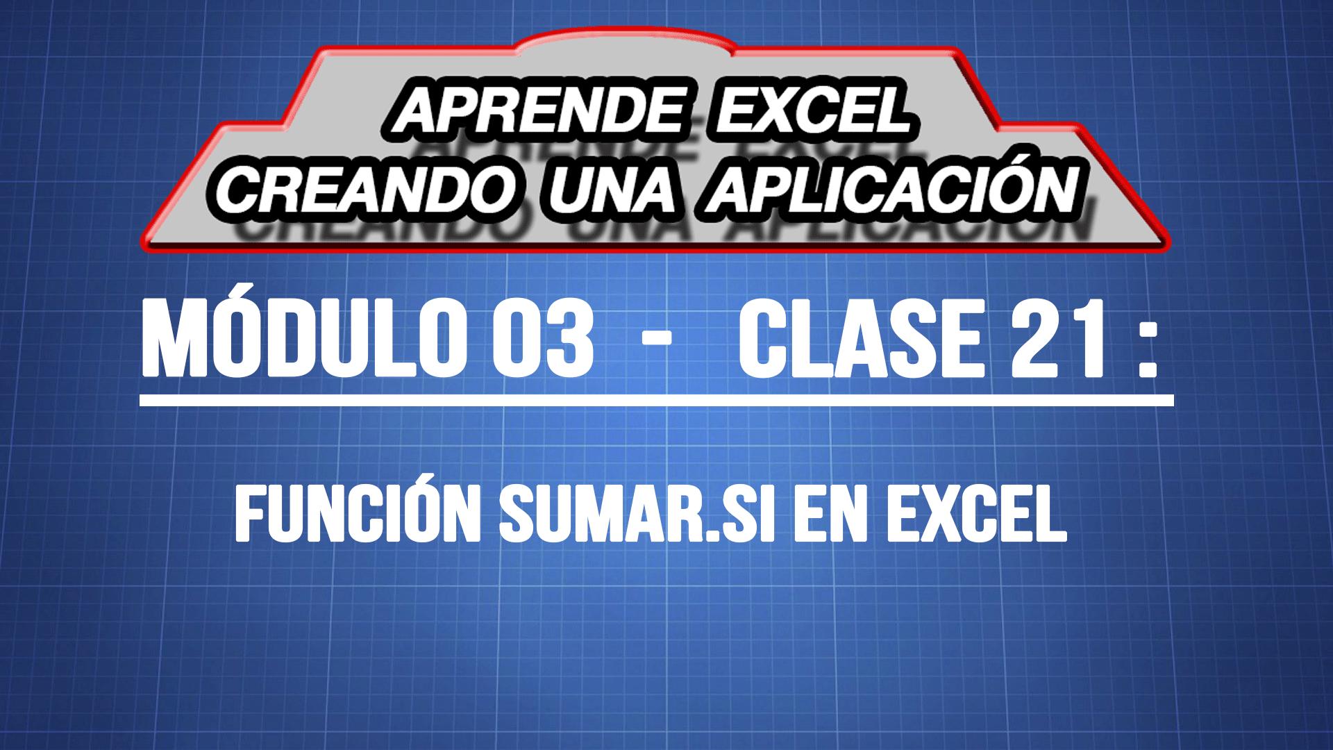 Función SUMAR.SI en Excel – ExpertoDigital.Net