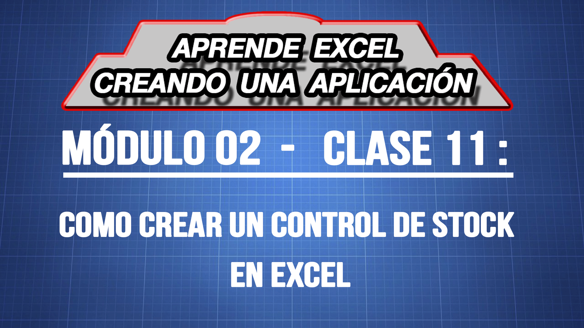 Como crear un Control de Stock en Excel - ExpertoDigital.Net