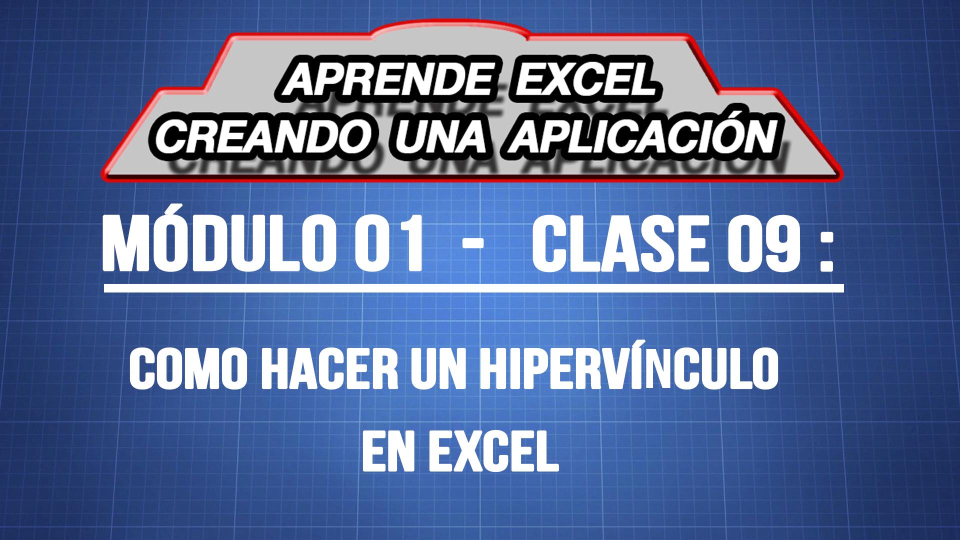 Como hacer un hipervinculo en Excel - ExpertoDigital.Net