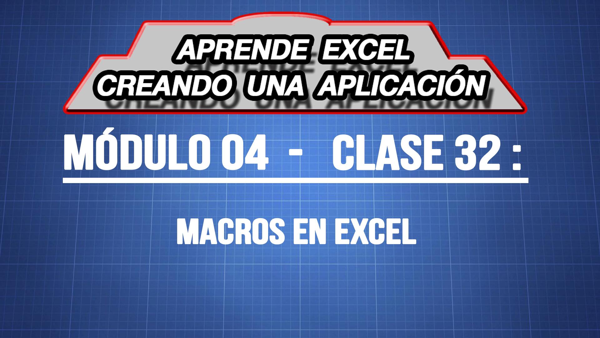 Macros en Excel para automatizar tus tareas  - ExpertoDigital.Net