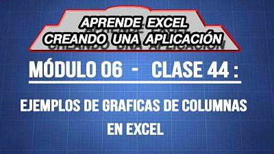 Ejemplos Graficos de Columnas en Excel