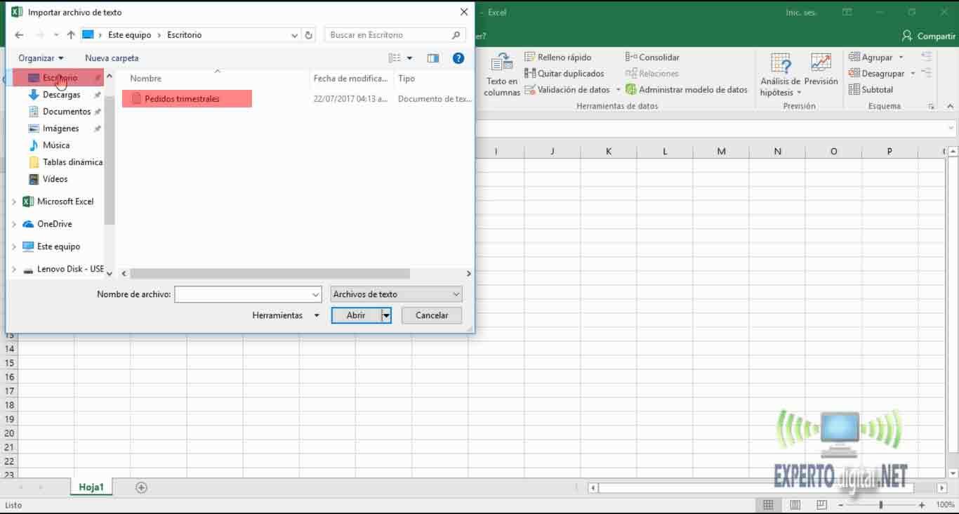 tablas-dinamicas-importar-archivos-de-texto