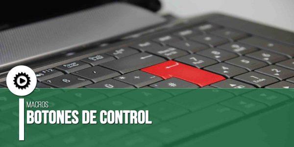 Botones de control